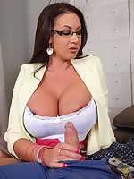 Massive Knockers Therapy free photos and videos on DDFNetwork.com