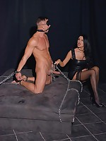 BDSM Chamber of Humiliation free photos and videos on DDFNetwork.com